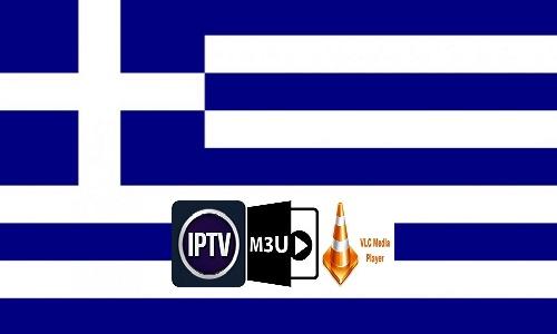 Greece iptv m3u free playlist files download