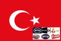 Turkiye free iptv links rtmp m3u m3u8